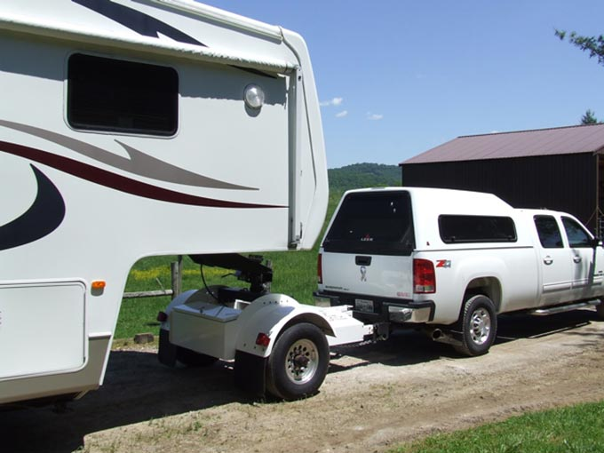 Fifth Wheel Truck Bumper : Automated safety hitch system review