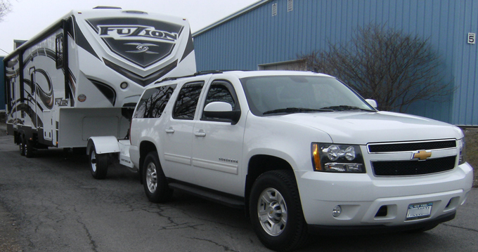what is the towing capacity of a 2014 chevy suburban html