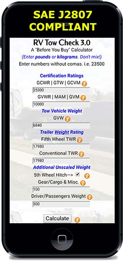 Altering Vehicle Weight Certification | Improve Tow Ratings