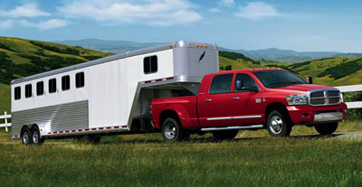 2017 Dodge Ram 2500 Towing Capacity