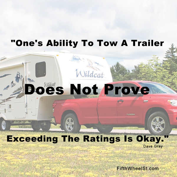 rv safety ability to tow