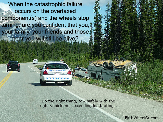 rv safety catastrophic failure