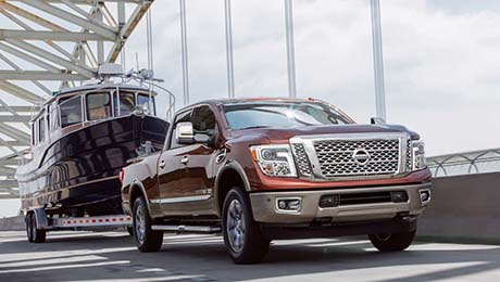 Nissan Titan Towing Capacity >> Titan Truck Tow Ratings